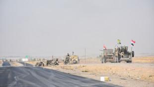بالصور؛ ناحية التون كوبري اخر نقطة تماس بين قوات البيشمركة والقوات العراقية