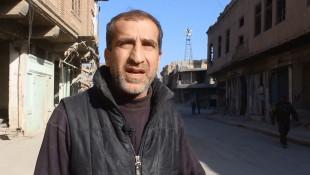"""بالفيديو: الموصل.. """"الجثث المتفسخة والروائح الكريهة والامراض وانتشار البكتيريا"""""""