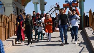 بالفيديو: عودة السفرات الجامعية للأقسام والكليات في جامعة الموصل