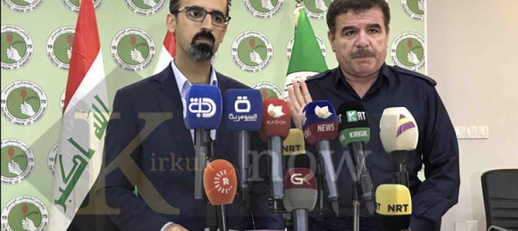 الاتحاد الوطني الكوردستاني: هناك مؤامرة خبيثة لاجهاض تنفيذ العملية الانتخابية الكترونيا