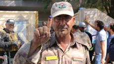 بالصور: الاقتراع الخاص في خانقين