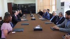ماكغورك يجتمع مع اربعة اطراف كوردستانية رفضت نتائج الانتخابات