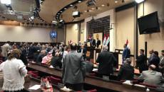 الاتحاد الوطني والديمقراطني الكوردستاني يتقدمون بشكوى ضد القانون الصادر من البرلمان