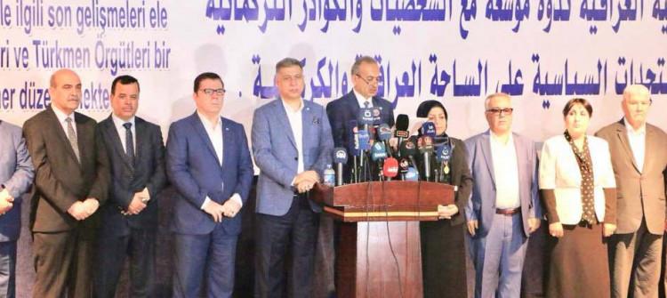 الجبهة التركمانية تطالب المفوضية بالنظر إلى كركوك كحالة خاصة في العد والفرز اليدوي