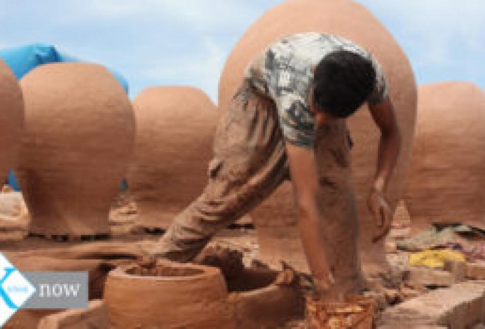 Photo story:  Kiln Craft Industry