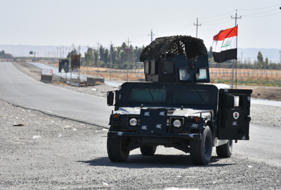 In Pictures: Prde town after clashes between peshmerga and Iraqi forces