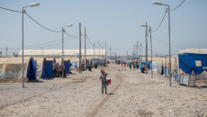 IHEC Sets Ballot Boxes at Refugee Camps in Nineveh <br> 800 Thousand out of Two Million Electoral Voter Cards given back to Refugees