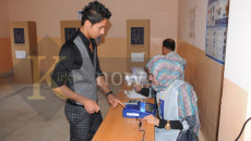 Seven million biometric voter cards are handed out to voters in Iraq