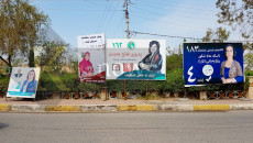 Female candidate promise promoting peace to get vote in Kirkuk