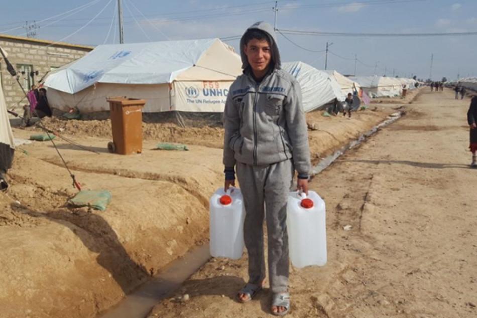 Acting governor calls for closing 150 NGOs in Kirkuk