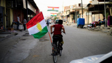 House divided <br> Kurds head to Baghdad apart