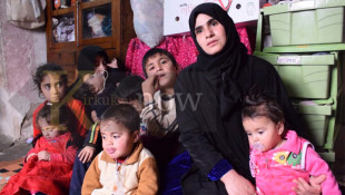 VIDEO: Isra's life of suffering in Mosul <br> A mother of eight children standing alone against the storms