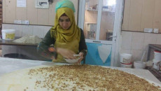 Two displaced sisters face life bitterness with their handmade sweets