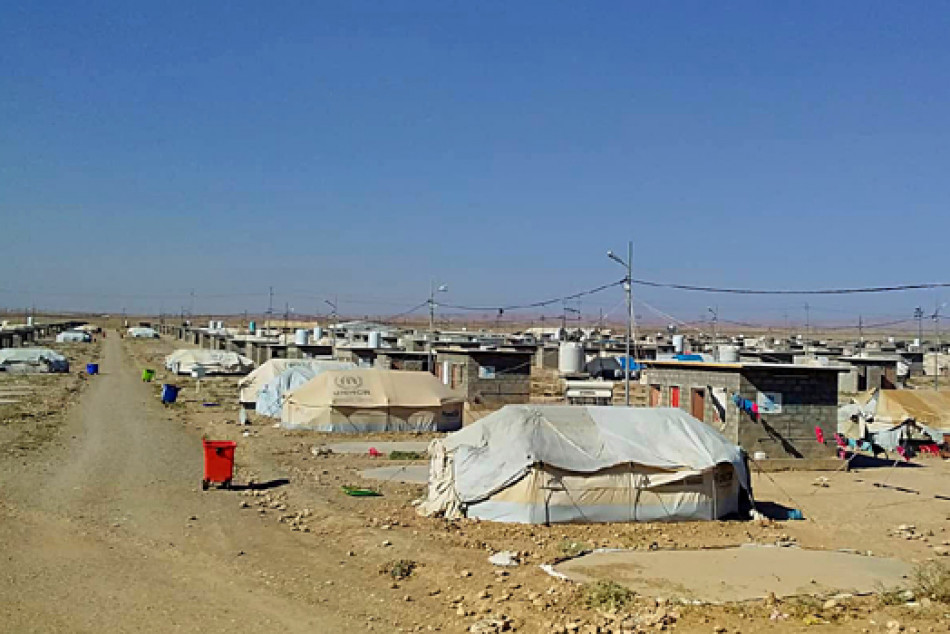 Return option for thousands of IDPs to Diyala disputed territories delayed until further notice