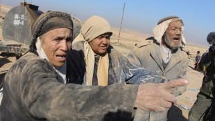 Foto galeri: Musul vatandaşları kaçmaya devam ediyor