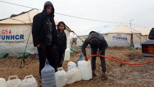 Dünya Su Günü'ünde avarelerin su telaşı