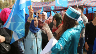 Kerkük Kalesinde Türkmenlerin piknik ve kutlamaları
