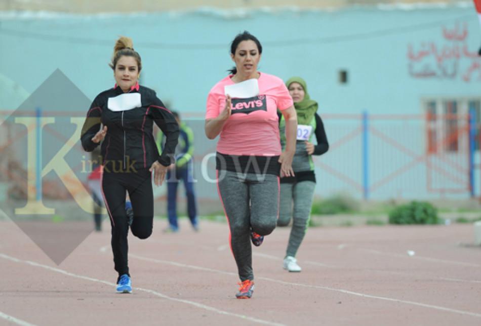 Video ve Fotoğrafla: Kerkük'te Atletizm Oyunları Festivali
