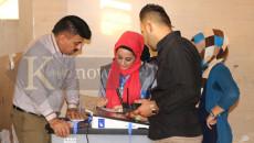 Irak genelinde Özel Oylamada % 78'ten fazla katılım