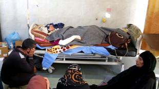 Fotoğraf: Göçmen bir ailenin çadırı kül oldu