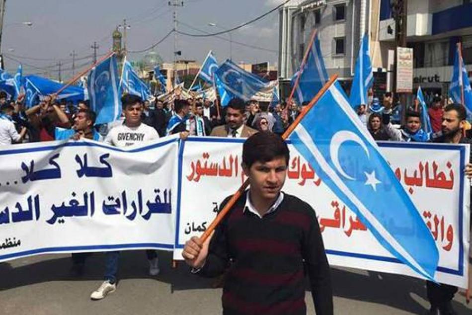 Kerkük valisi Erbil'den mi seçilecek?<br> Kerkük'teki Kürt, Arap ve Türkmenler'in görüşlerini okuyun
