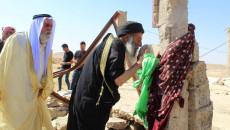 لا تزال أغلب المواقع الدينية في سنجار تعاني من الدمار