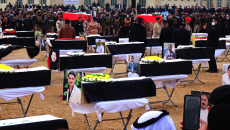 Relatives of Ezidis slaughtered by IS await reparation for years