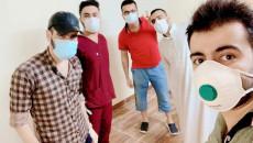 Kerkük'te dokuz doktor ve sağlık çalışanının Corona Virüsü var