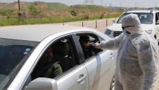 تمديد حظر التجوال في صلاح الدين وديالى وواسط