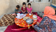 Life in Coronavirus times <br>Kaka'i family can't afford more than modest breakfast