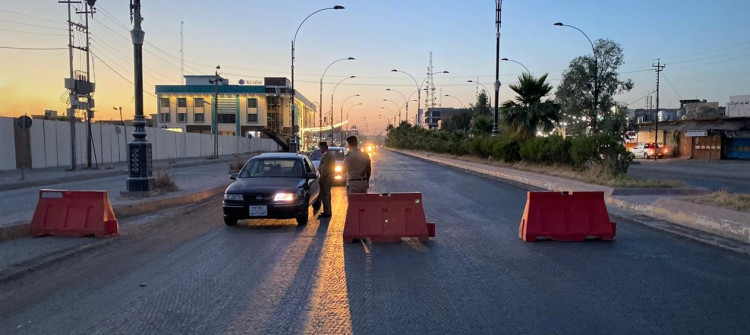 Kirkuk: suicide rate surges during three months of lockdown