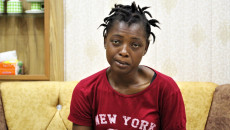 Abandoned guest worker from Sierra Leone claims she was beaten and her passport withheld