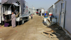 Authorities close down all IDP camps in Baghdad and Karbala