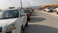 Fuel shortage in a town of Shingal