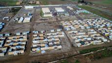 تواصل النزوح العكسي باتجاه مخيمات اقليم كوردستان