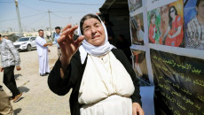 Unmendable Ezidi heart: Mother Shamé experiences ISIS horrors