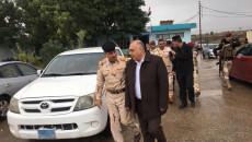 للمرة الثانية<br>القوات الأمنية تعتقل مدير ناحية جلولاء