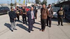 مدير ناحية جلولاء بعد اطلاق سراحه: لفقوا لي التهم