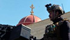 Bölge halkı inşa etti, IŞİD kundakladı, Papa barış için dua etti