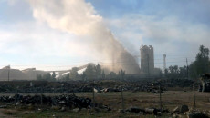 Chemicals, dust from Kirkuk Cement Factory cause enormous pollution