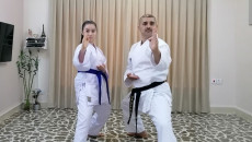 Kaka'i Karate instructor:  online Karate lessons inadequate replacement for regular practice