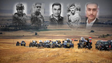 5 policemen killed by ISIS South of Kirkuk