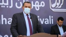 راكان الجبوري: تحركات داعش ازدادت <br>عزا السبب الى الفراغ الأمني بين خطوط البيشمركة والقوات العراقية