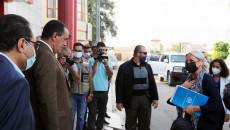 UN representative visits Kirkuk to discuss IDPs and elections