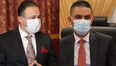 Head of Kirkuk's Health Department and his deputy contract COVID-19
