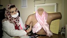 الصحة لسيدات كركوك: اجروا فحوصاتكن...<br>أكتوبر الوردي، شهر التوعية بسرطان الثدي