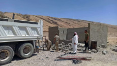 سكان قرية ايزيدية يمنعون بناء حسينية في قريتهم