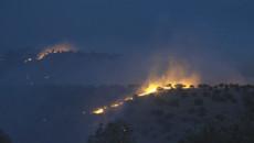 الطائرات التركية تقصف سنجار ومخمور لثلاث ساعات متواصلة