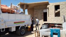 Türkiye'den bombardıman<br>Şingal mültecilerin geri dönüşünü durdurdu