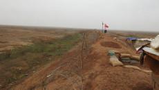 قائد عمليات نينوى يتفقد ميدانيا الشريط الحدودي لمحور قضاء سنجار